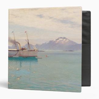 Summer Morning at Molde, 1892 Binder
