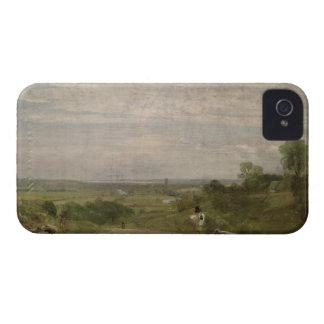 Summer Morning: Dedham from Langham Case-Mate iPhone 4 Case