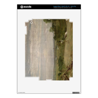 Summer Morning: Dedham from Langham iPad 3 Decals