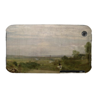 Summer Morning: Dedham from Langham iPhone 3 Cover