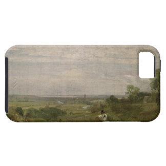 Summer Morning: Dedham from Langham iPhone SE/5/5s Case