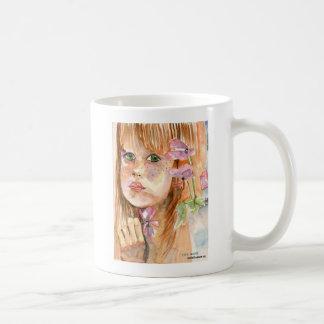 """Summer"" Classic White Coffee Mug"