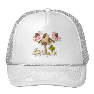 Summer Mushrooms Trucker Hat