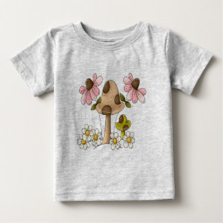 Summer Mushrooms Shirts