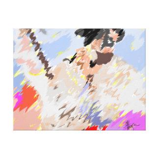 Summer Music Festival Canvas Print
