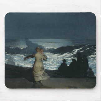 Summer Night, 1890 Mouse Pad