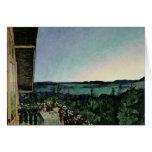 Summer Night, 1899 Cards