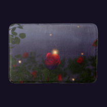 Summer Nightlights Bathmat