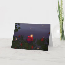 Summer Nightlights Card