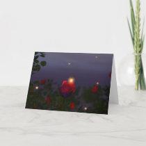 Summer Nightlights Card
