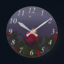 Summer Nightlights Clock