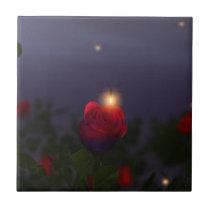 Summer Nightlights Decorative Tile / Trivet