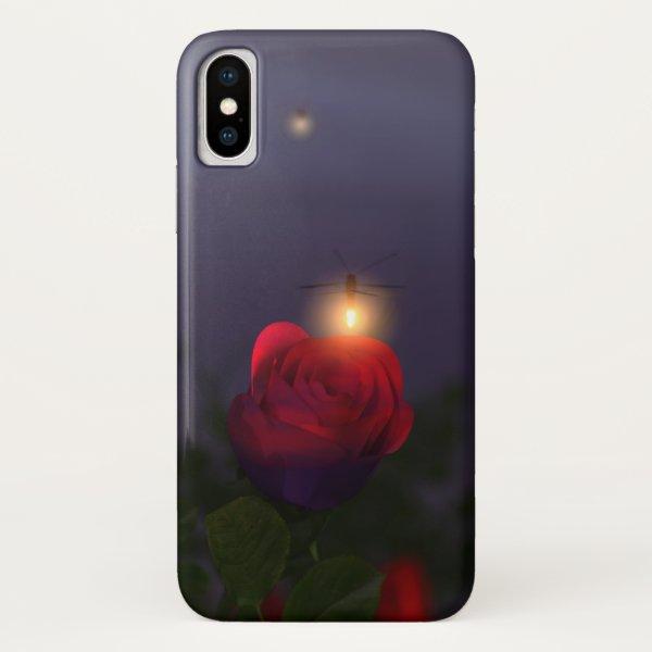 Summer Nightlights iPhone Case