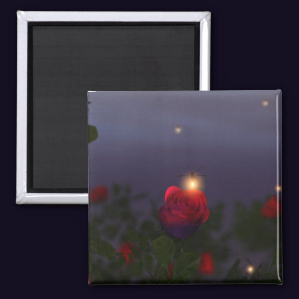 Summer Nightlights Magnet