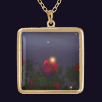 Summer Nightlights Necklace