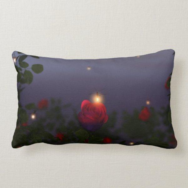 Summer Nightlights Pillow