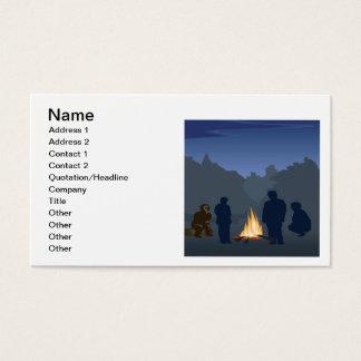 Summer Nights 2 Business Card