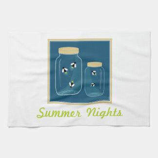 Summer Nights Hand Towel
