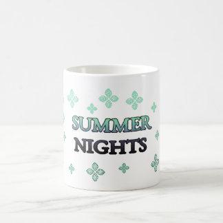 Summer nights mug