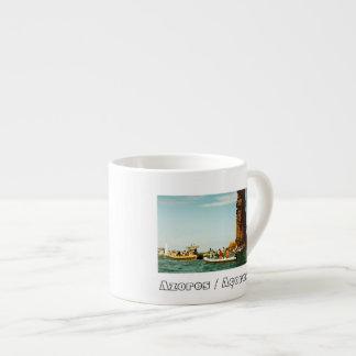 Summer nostalgia espresso cup