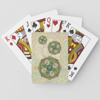 Summer Nouveau Classic Playing Cards