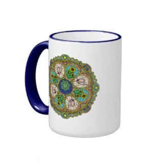 Summer Nouveau Mug