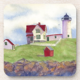 summer nubble beverage coaster