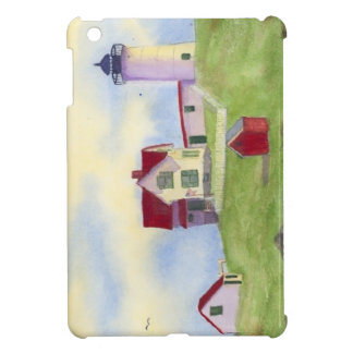 summer nubble iPad mini cover