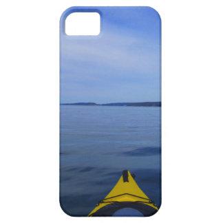 Summer ocean kayaking in your hand year round! iPhone SE/5/5s case
