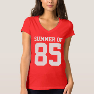Summer of 85 V-Neck T-Shirt
