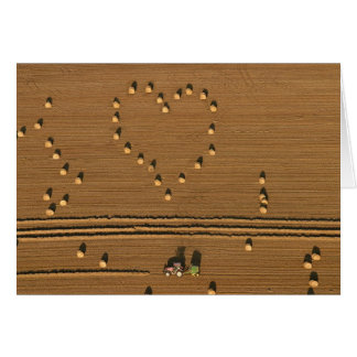 Summer of Love Card. Card by cARTerART