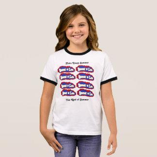 Summer of Love plus 50 Ringer T-Shirt
