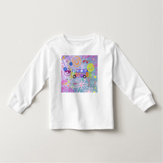 summer of love - the 60s t-shirt