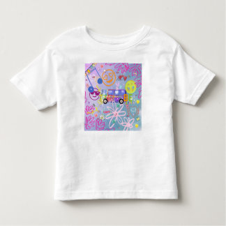 summer of love - the 60s tshirt