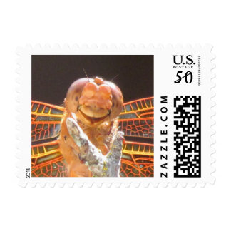Summer Of The Dragonfly ~ Smiler Postage