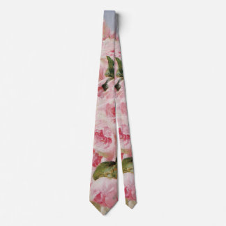 Summer Offering, Alma Tadema, Vintage Romanticism Neck Tie