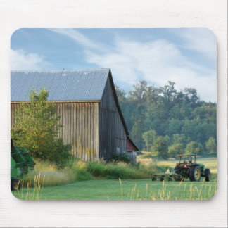 Summer on the Farm Mouse Pad