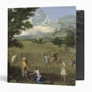 Summer, or Ruth and Boaz, 1660-64 Binders