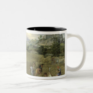 Summer, or Ruth and Boaz, 1660-64 Two-Tone Coffee Mug