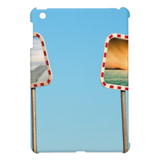 Summer or Winter iPad Mini Cases