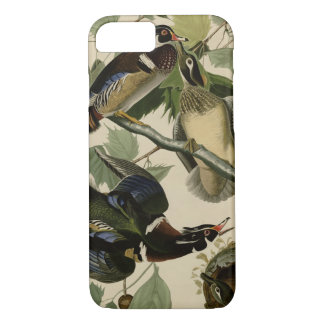 Summer or Wood Duck iPhone 7 Case