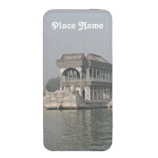 Summer Palace iPhone 5 Pouch