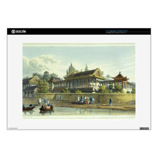 Summer Palace of the Emperor, Opposite the City of Laptop Decals