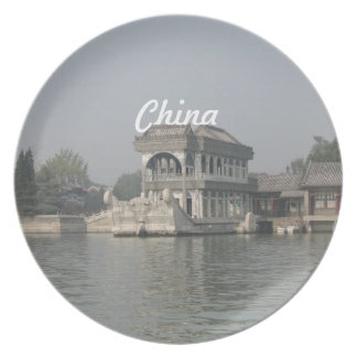 Summer Palace Party Plates