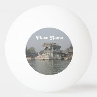 Summer Palace Ping-Pong Ball
