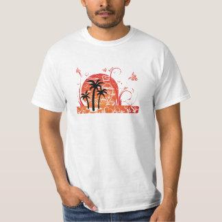 Summer Palm Tree T-Shirt