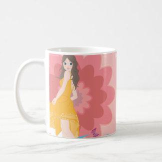 Summer Party Classic White Coffee Mug