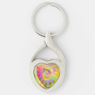 Summer Party Fun Time Keychain