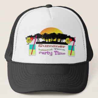 Summer - Party Time Hat