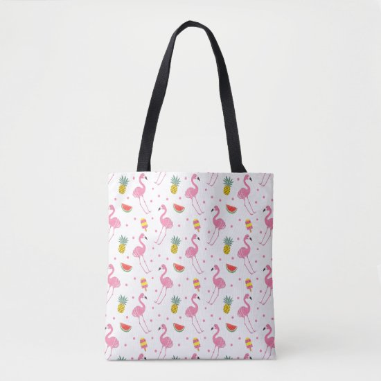 Summer Party Tote Bag
